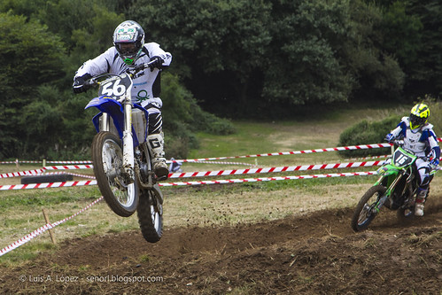 VII Motocross Maoño 2013