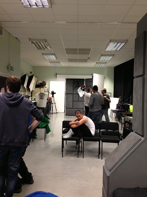 'Shift 17' (Sort FIlm) Behind the Scenes