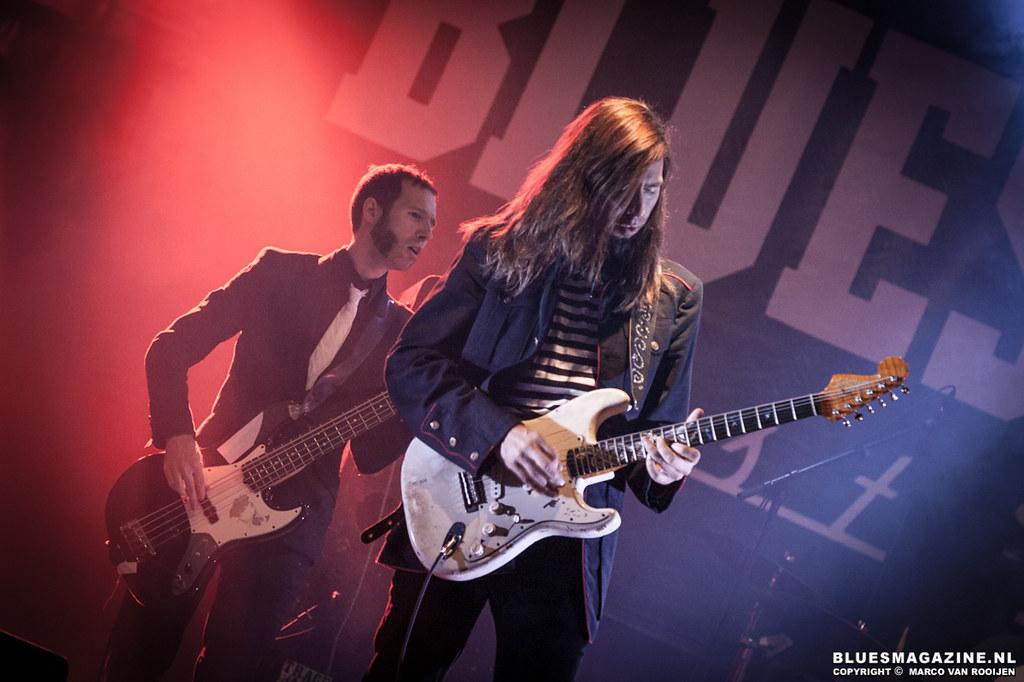 The Hoax @ BluesRock Festival Tegelen 2013