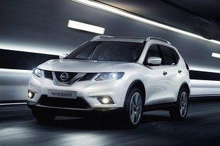 Nissan X-Trail 2014 1