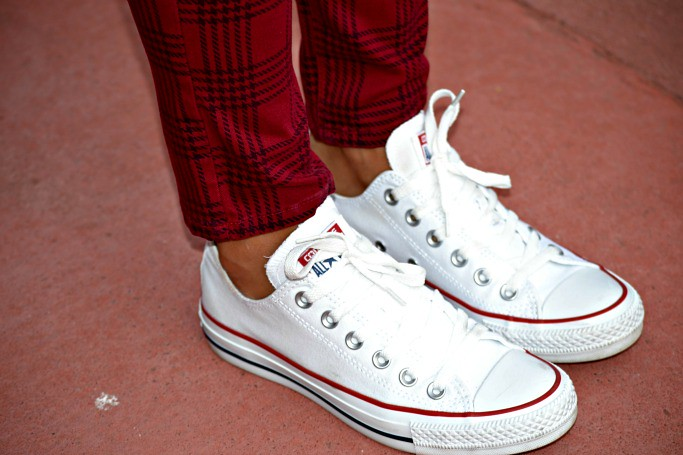tartan style pants 5