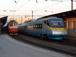 Czech Pendolino