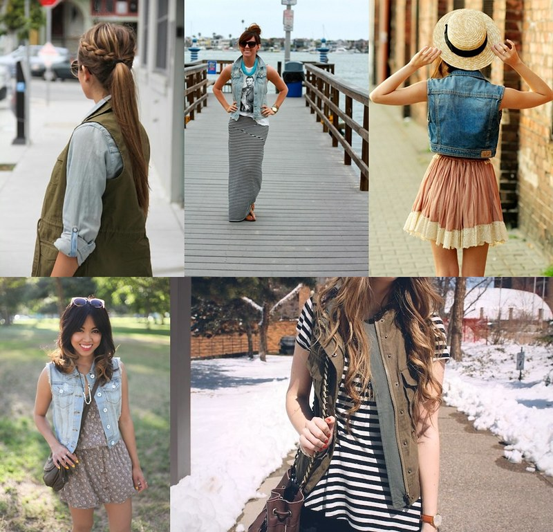 vest obsession
