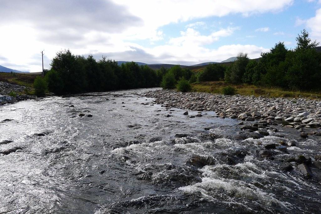 River Tromie