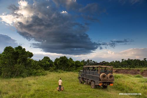 Kenia - Masai Mara 26