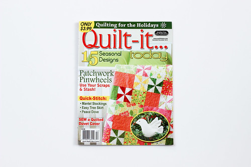 Quilt-it... Today - Issue 7 by Jeni Baker