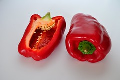 cayenne pepper, chili pepper, bell pepper, vegetable, red bell pepper, peppers, red, bell peppers and chili peppers, peperoncini, produce, fruit, food, pimiento, habanero chili,