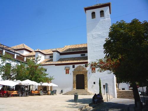 Andalusien Granada maurische Viertel