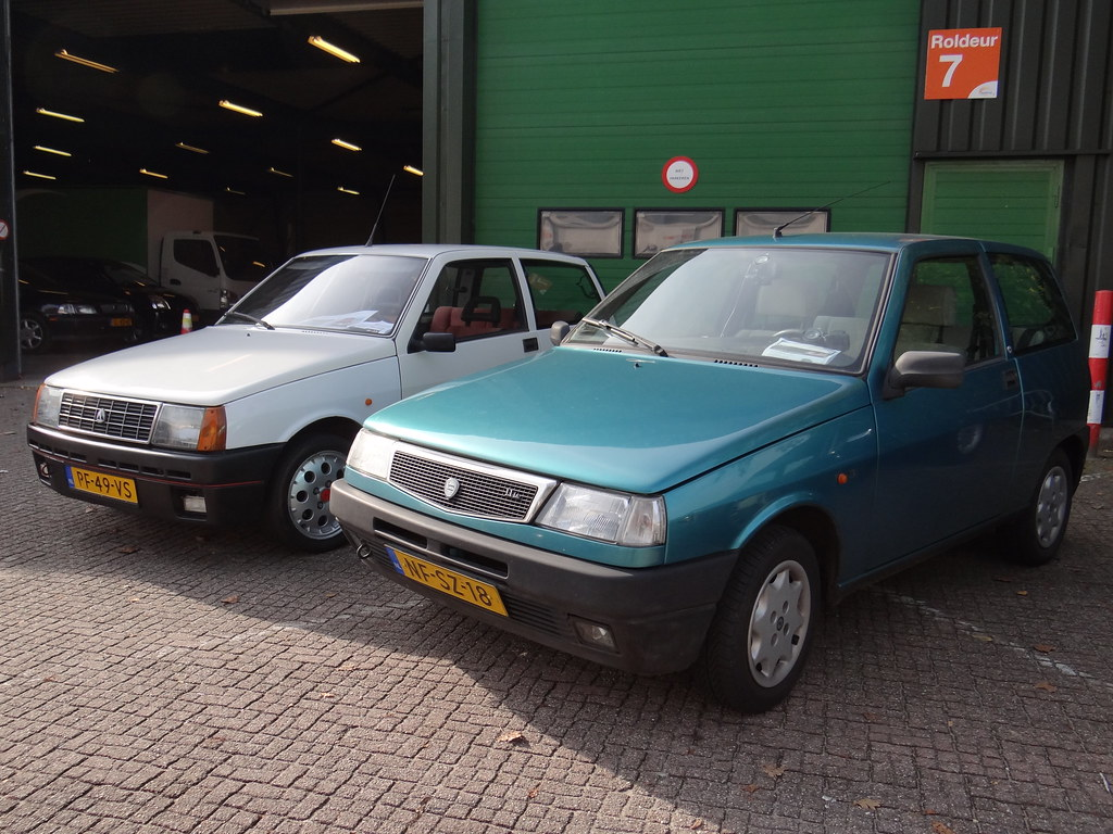 Skitmeisters most recent flickr photos picssr 1986 1995 lancia ypsilon vanachro Choice Image