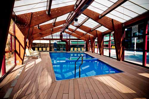 5 hoteles con encanto con piscina climatizada selectahotels for Hoteles con piscina climatizada