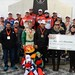 The Dan Wheldon Pro-Am Karting Classic at New Castle Motorsports Park raised $100,000 for the Alzheimer's Association