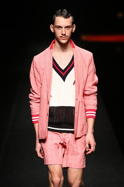 SS14 Tokyo yoshio kubo006_Dominik Sadoch(Fashion Press)