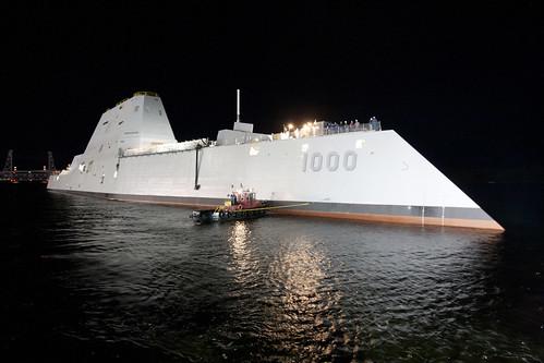 USS Zumwalt (DDG1000)