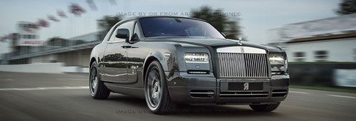 Rolls-Royce 2013 Chicane Phantom Coupé.