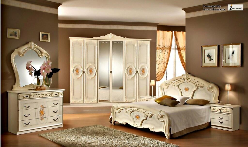 Classic white bedroom furniture | Classic white bedroom furn ...