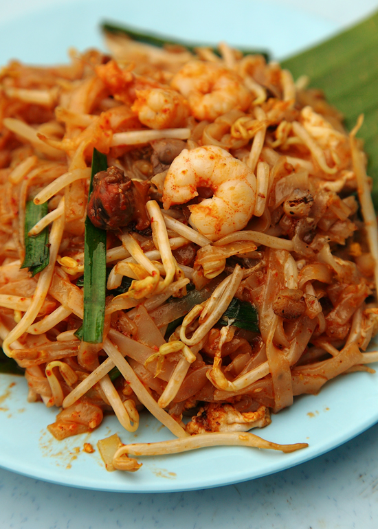 Top Kitchen Char-Koay-Teow