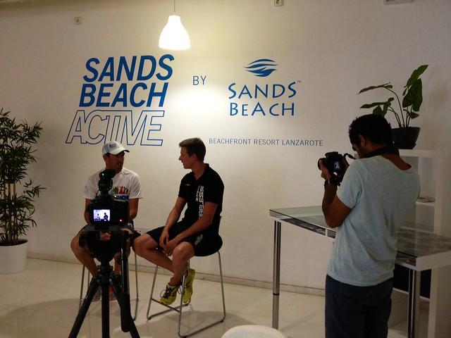Till Schenk interview with Stephen Bayliss