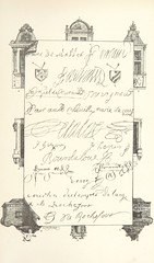 "British Library digitised image from page 347 of ""Chroniques de la Chatellenie de Lury. Texte et dessins"""