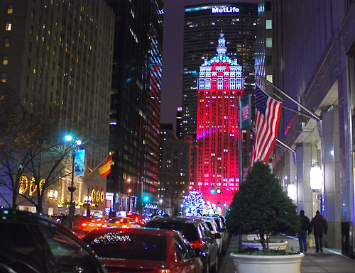 Helmsley Building on Park Avenue by NYC♥NYC
