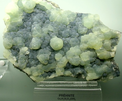 roiling and boiling, prehnite