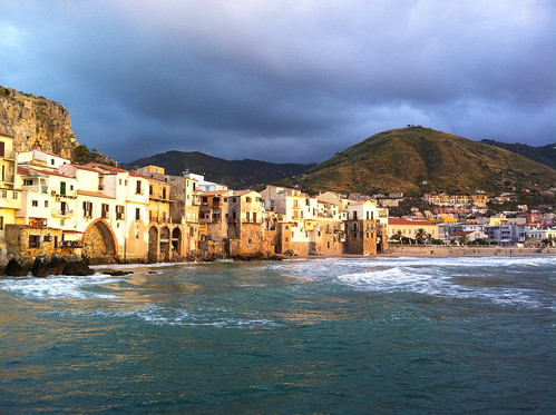 Cefalu, Sicilia by JFGCadiz