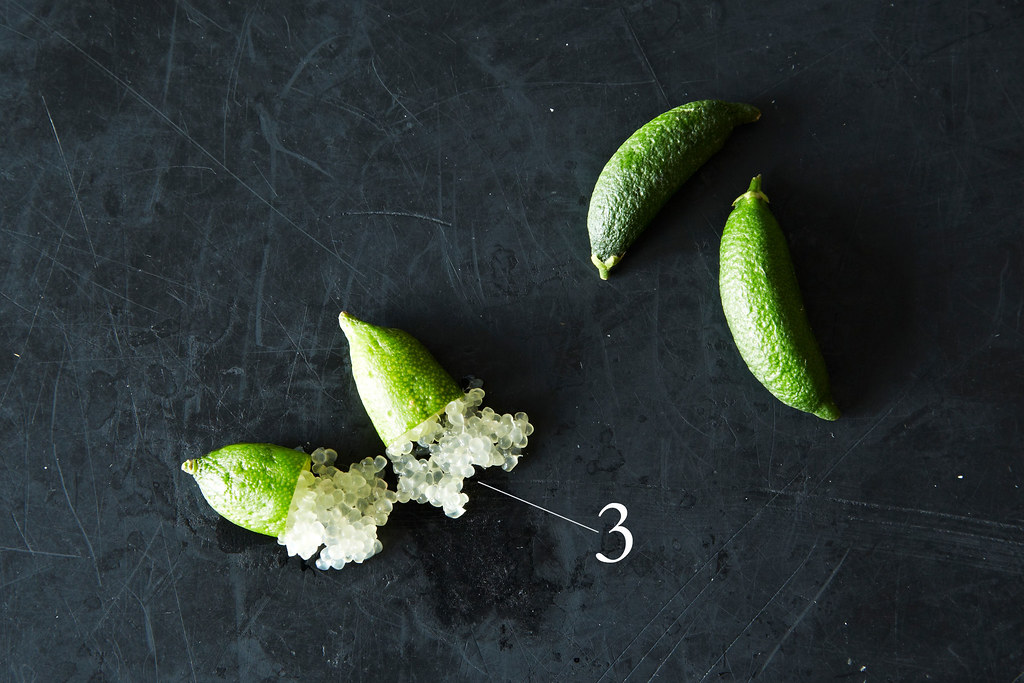 Finger Limes and How to Use Them, from Food52