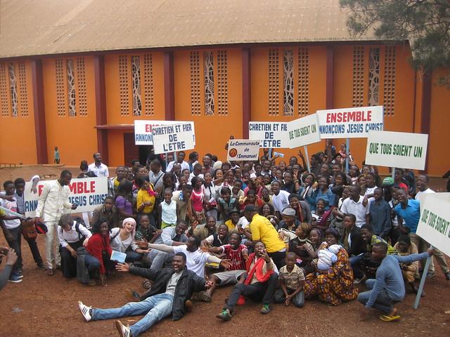 Forums des jeunes en Afrique