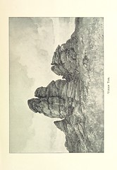 """British Library digitised image from page 271 of """"A Perambulation of the Antient and Royal Forest of Dartmoor ... Third edition, revised and corrected by J. B. Rowe ... Illustrated from drawings by F. J. Widgery"""""""
