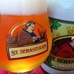 ベルギービール大好き!! セント・セバスチャン・グラン・クリュ St SebastiaanGrand Cru