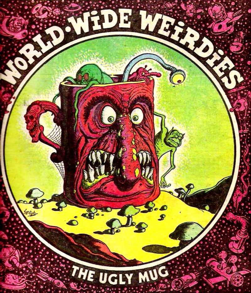 Ken Reid - World Wide Weirdies 106