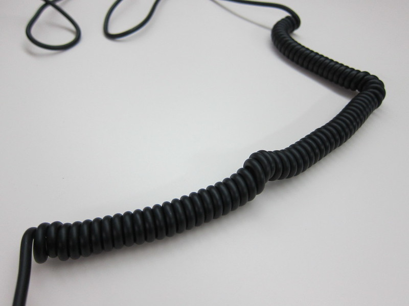 ATH-M50 - Coiled Cable