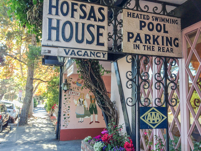 Hofsas House Review: Dog Friendly Hotel in Carmel-by-the-Sea, California