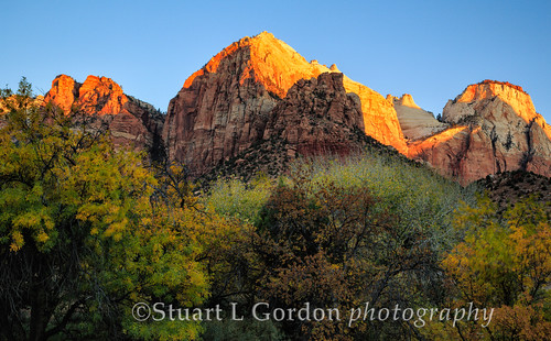 Fire on the Mountain, Zion Canyon_1033_34_35
