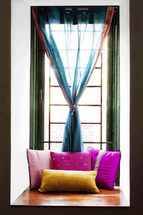 How To Drape Your Windows Portico Fashion Home