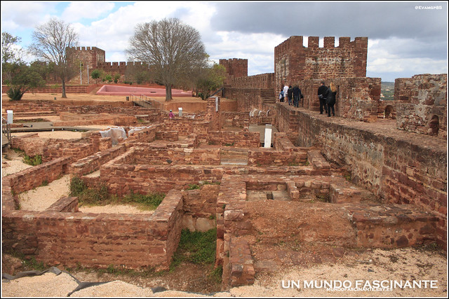 Castillo de Silves. Algarve 2012. Portugal.