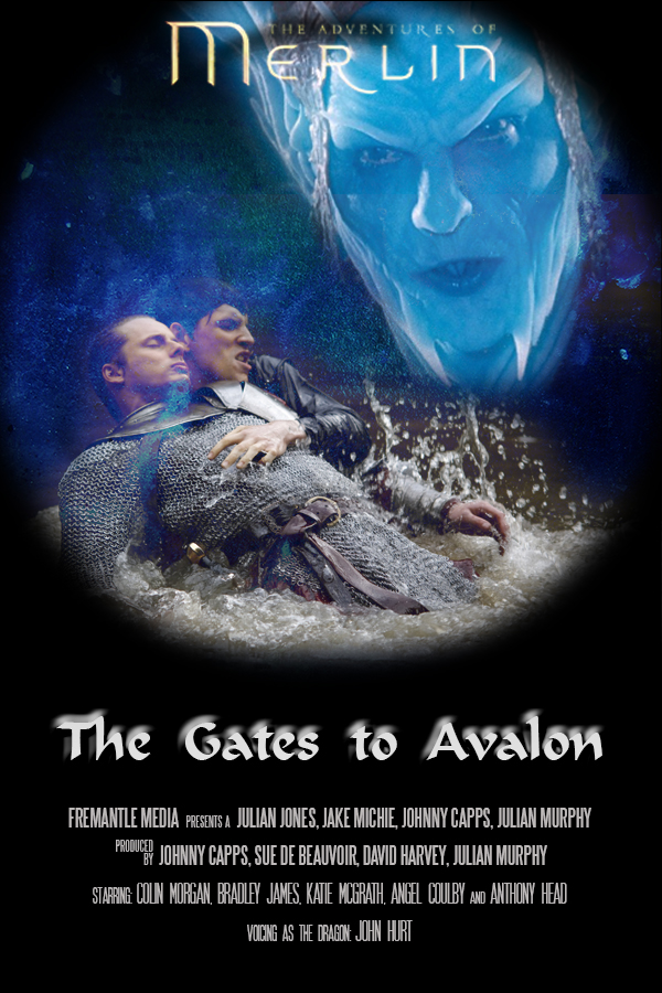 The gates of Avalon
