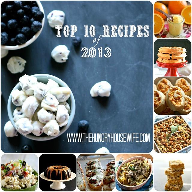 Top 10 2013 2