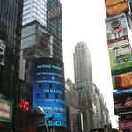 Times Square electronics
