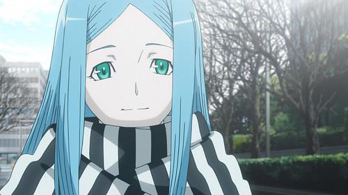 140102(1) - サカナちゃん(ヒョウ・マツリ) / 気多の巫女〔Matsuri Hyou is Fish Girl aka. Kita no Miko〕