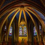 Lower chapel of Sainte-Chapelle