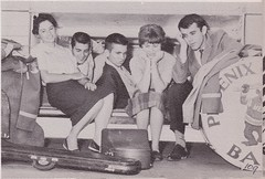 Phoenix College 1962: Band members ready to head to Cerritos