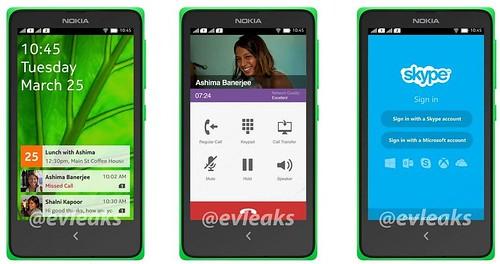 Android на Nokia