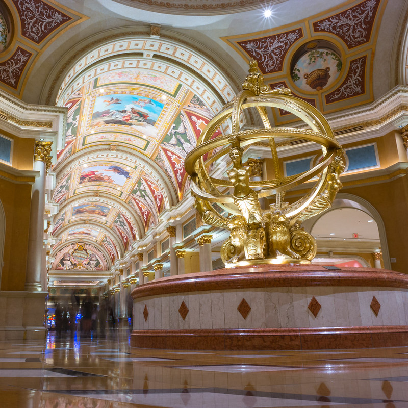 The Venetian Hotel & Casino Las Vegas