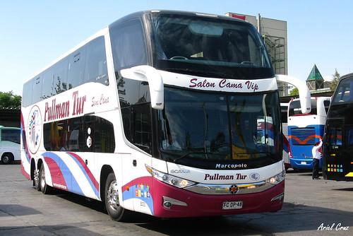 Pullman Tur | Marcopolo Paradiso 1800 DD / FCDP48