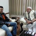 Salman Khan: Salman Khan and Narendra Modi