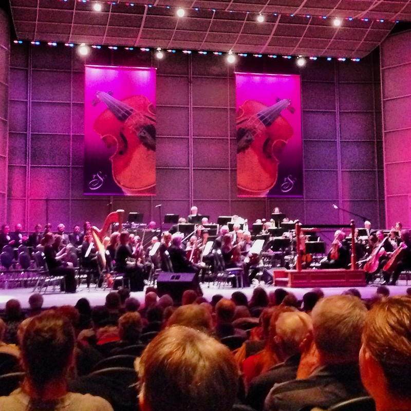 The Merry Widow and the Regina Symphony Orchestra