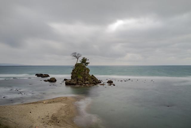 雨晴海岸 氷見-8