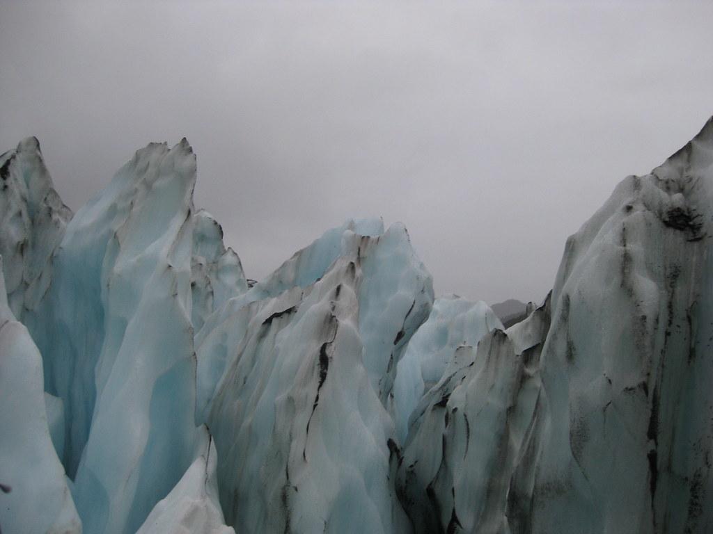 Franz Josef Glacier - New Zealand