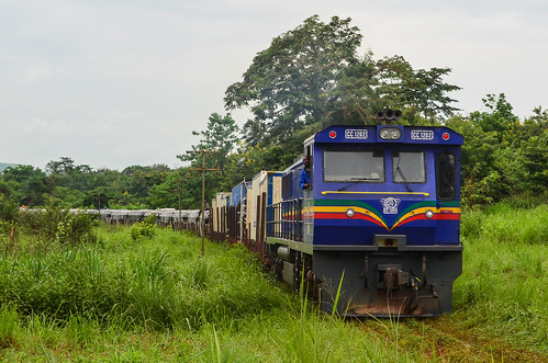 Congo Ocean railway