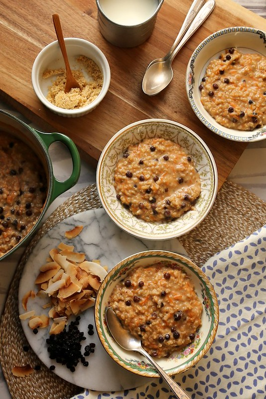Morning Glory Steel Cut Oats